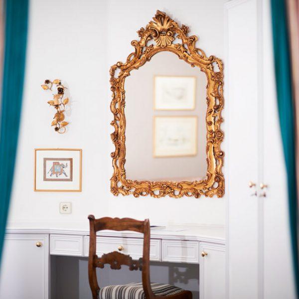 Impression Suiten Zimmer